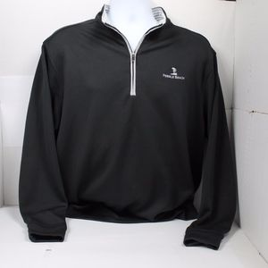 Pebble Beach Performance Large Pullover 1/4 zip